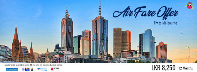 Travel Deals to Oceania- Melbourne Airfare Offer _ 312