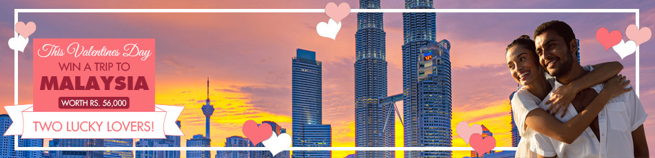 Travel Deals to Far East Asia- Lovers Tour to Malaysia - Valentines Special_ 306